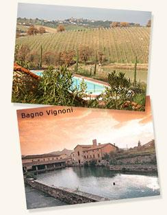 Agriturismi offerte agriturismo con piscina toscana prezzo - Agriturismo bagno vignoni ...